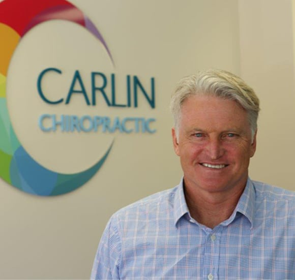 Carlin Chiropractic: Our Chiro Perth Team - Dr Simon Carlin