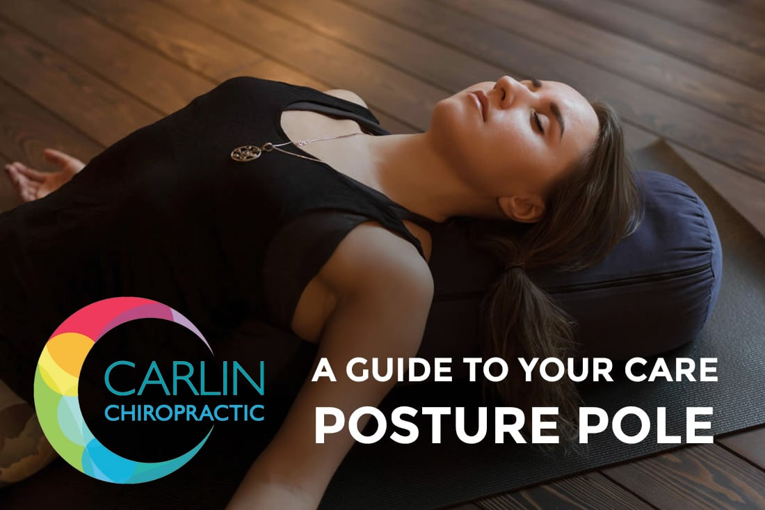 Carlin Chiropractic: A Guide to Your Care - Posture Pole Exercises