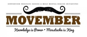 Movember - men's wellbeing and health